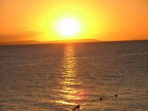 Sonnenuntergang Nemira