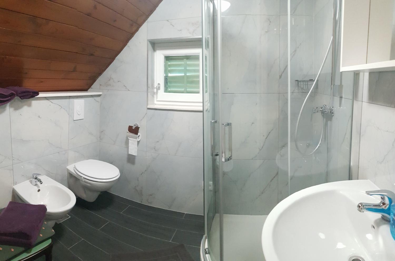 Badezimmer  1.Obergeschoss